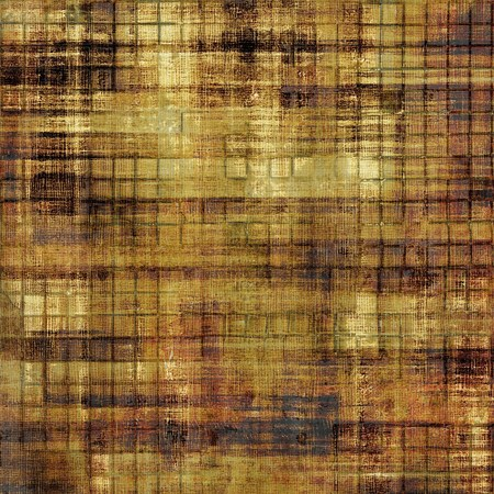 bad condition: Grunge old-fashioned background with space for text or image. With different color patterns: yellow (beige); brown; black; gray