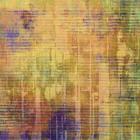 green purple: Abstract rough grunge background, colorful texture. With different color patterns: yellow (beige); brown; red (orange); green; purple (violet)