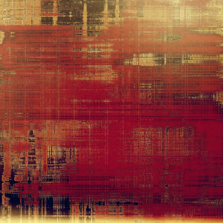 grooves: Abstract grunge textured background. With different color patterns: yellow (beige); brown; red (orange); pink; purple (violet) Stock Photo