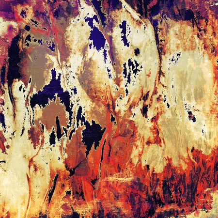 oldfield: Highly detailed grunge texture or background. With different color patterns: yellow (beige); blue; red (orange); pink; purple (violet)