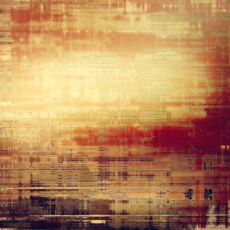pink brown: Old texture with delicate abstract pattern as grunge background. With different color patterns: yellow (beige); brown; red (orange); pink; purple (violet)