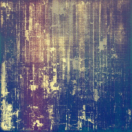 grooves: Rough vintage texture. With different color patterns: yellow (beige); blue; pink; purple (violet); gray Stock Photo