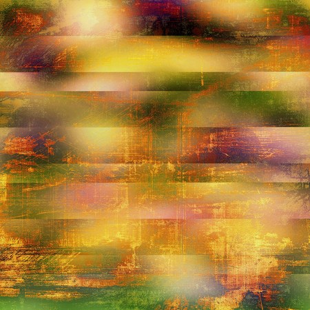 oldfield: Retro background with grunge texture. With different color patterns: yellow (beige); brown; green; red (orange); purple (violet)
