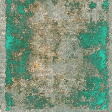 Designed grunge texture or retro background. With different color patterns: yellow (beige); brown; green; cyan; gray