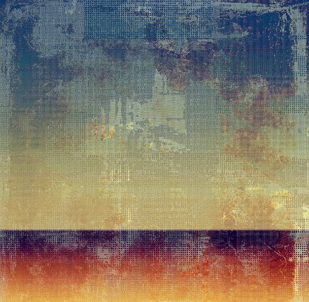 violet red: Abstract grunge textured background. With different color patterns: yellow (beige); brown; blue; red (orange); purple (violet)