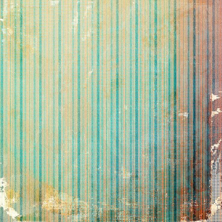 tincture: Background in grunge style. With different color patterns: yellow (beige); brown; green; blue; red (orange) Stock Photo