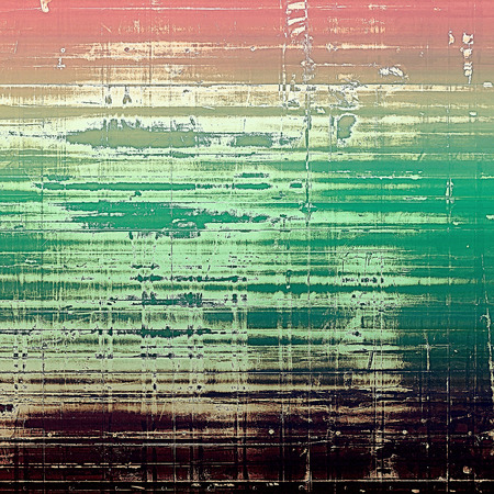 green purple: Designed grunge texture or retro background. With different color patterns: yellow (beige); brown; green; purple (violet); pink Stock Photo