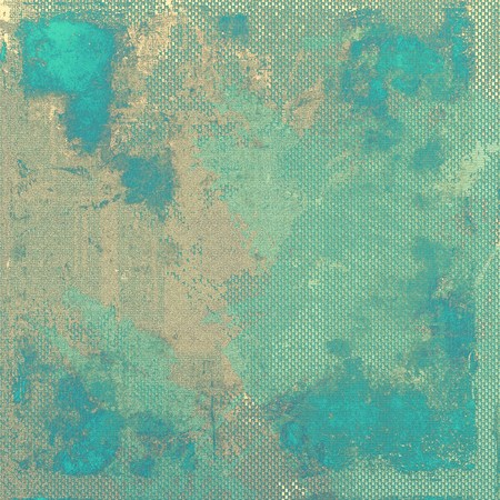 smudged: Antique grunge background with space for text or image. With different color patterns: brown; green; blue; gray; cyan