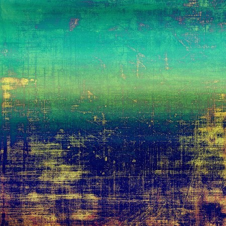 shadowy: Grunge retro vintage texture, old background. With different color patterns: yellow (beige); green; blue; cyan