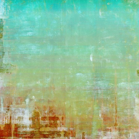 corrosion: Creative vintage surface texture, close up grunge background composition. With different color patterns: yellow (beige); brown; green; blue; red (orange)