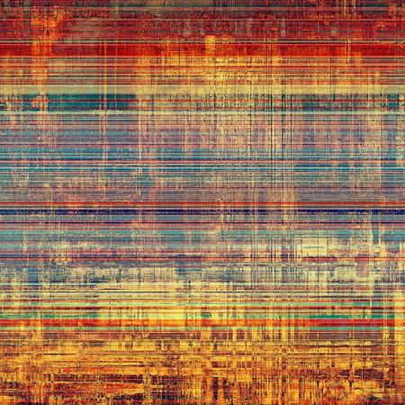 violet red: Art grunge background, vintage style textured frame. With different color patterns: yellow (beige); blue; red (orange); purple (violet); pink