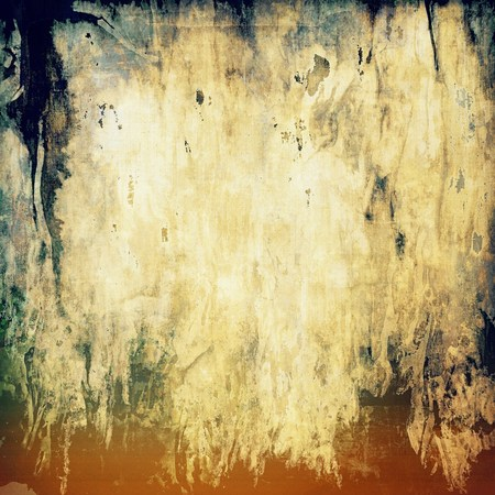 textured: Ancient textured background or shabby backdrop. With different color patterns: yellow (beige); brown; green; white; black