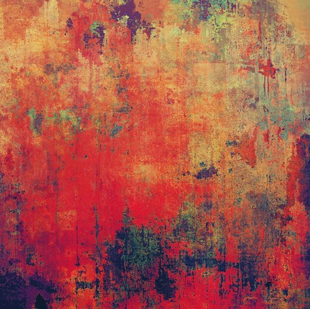 violet red: Hi res grunge texture or retro background. With different color patterns: yellow (beige); red (orange); purple (violet); pink