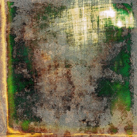 shadowy: Grunge retro composition, textured vintage background. With different color patterns: yellow (beige); brown; green; gray; white