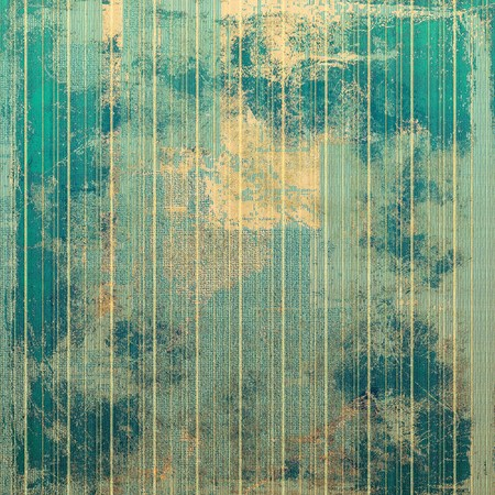 shadowy: Old grunge vintage background or shabby texture with different color patterns: yellow (beige); brown; blue; gray; cyan