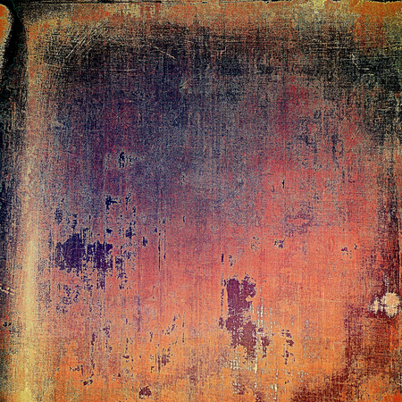 violet red: Retro background, antique texture for abstract vintage design. With different color patterns: yellow (beige); purple (violet); red (orange); black; pink
