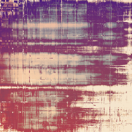 shadowy: Abstract retro design composition. Stylish grunge background or texture with different color patterns: yellow (beige); blue; purple (violet); gray; pink