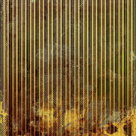 shadowy: Art grunge texture for creative design or scrap-book. With vintage style decor and different color patterns: yellow (beige); brown; green; gray