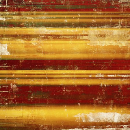 urban decay: Abstract grunge weathered background of vintage texture. With different color patterns: yellow (beige); brown; red (orange); white