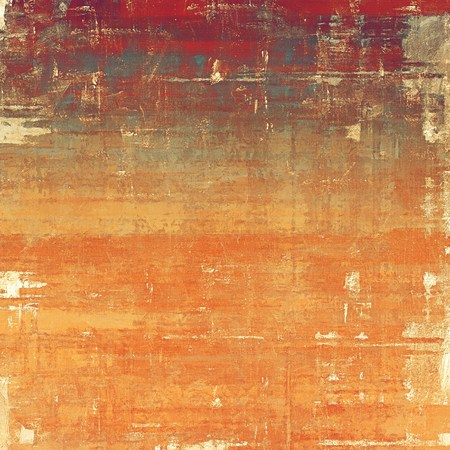 obscure: Stylish grunge texture, old damaged background. With different color patterns: yellow (beige); brown; red (orange); gray; cyan