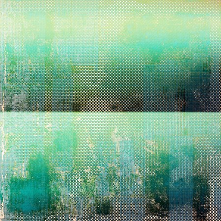 shadowy: Scratched vintage colorful background, designed grunge texture. With different color patterns: yellow (beige); green; blue; gray; cyan