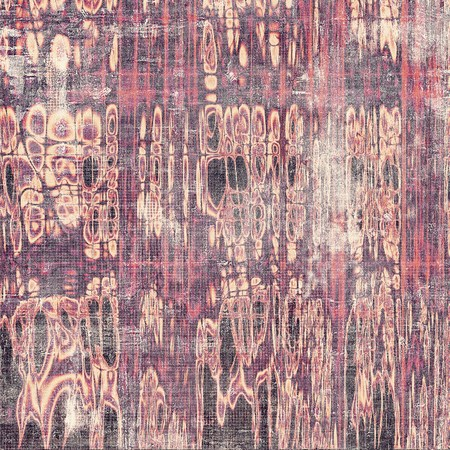 pink and black: Cute colorful grunge texture or tinted vintage background. With different color patterns: yellow (beige); gray; red (orange); purple (violet); pink; black Stock Photo
