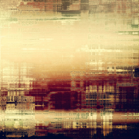 violet red: Colorful grunge background, tinted vintage style texture. With different color patterns: yellow (beige); brown; gray; red (orange); green; purple (violet)