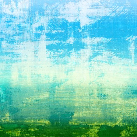 nice looking: Nice looking grunge texture or abstract background. With different color patterns: green; blue; white; cyan