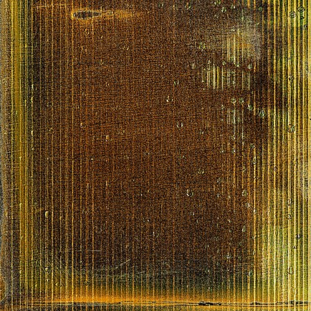 creased: Vintage elegant background, creased grunge backdrop with aged texture and different color patterns: yellow (beige); brown; gray