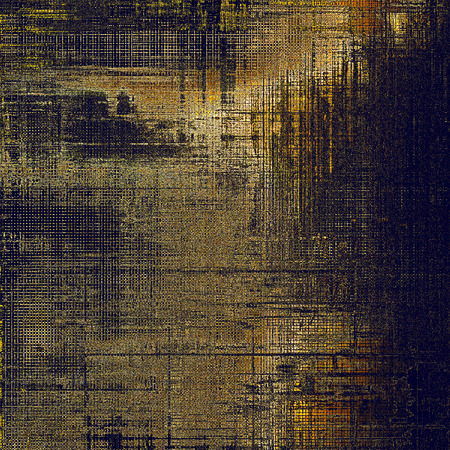 shadowy: Vintage background texture, antique style composition for design. With different color patterns: yellow (beige); brown; gray; blue; black