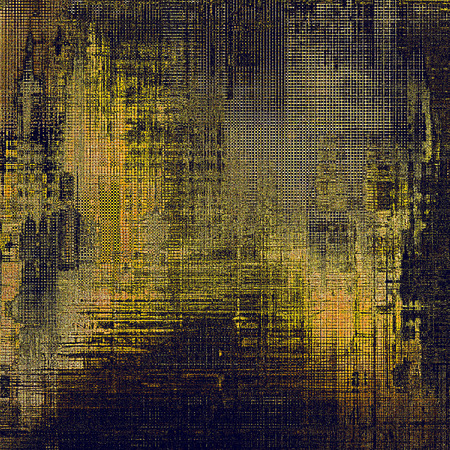 mottled: Mottled vintage background with grunge texture and different color patterns: yellow (beige); brown; gray; purple (violet); black