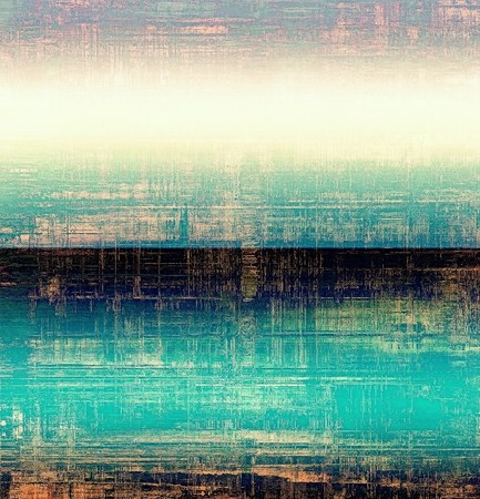 pink and black: Oldest vintage background in grunge style. Ancient texture with different color patterns: yellow (beige); blue; pink; black; cyan; white