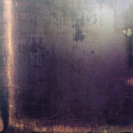 creased: Vintage elegant background, creased grunge backdrop with aged texture and different color patterns: yellow (beige); gray; purple (violet); pink; black