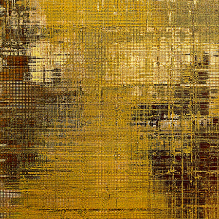 gray thread: Grunge texture, detailed macro closeup, vintage composition. With different color patterns: yellow (beige); brown; gray