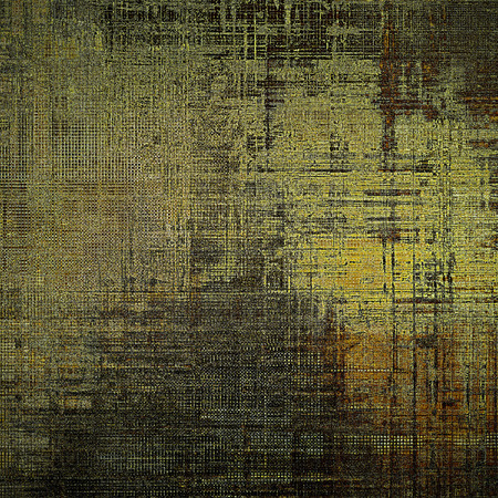 vintage look: Antique texture, weathered background with vintage look and different color patterns: yellow (beige); brown; gray; black