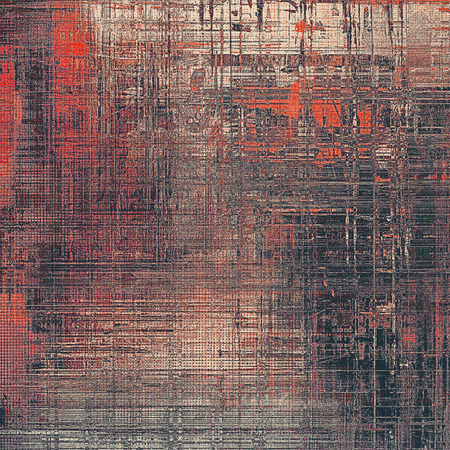 pink and black: Vintage old-style texture, worn and rough grunge background with different color patterns: brown; gray; red (orange); pink; black Stock Photo