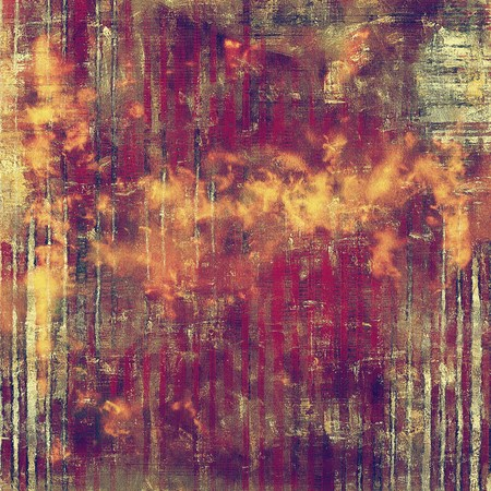 violet red: Scratched vintage colorful background, designed grunge texture. With different color patterns: yellow (beige); brown; gray; red (orange); purple (violet); pink Stock Photo