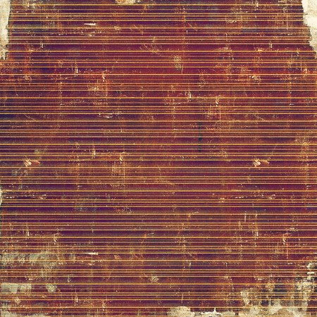 gray thread: Old grunge vintage background or shabby texture with different color patterns: yellow (beige); brown; gray; red (orange); purple (violet); pink