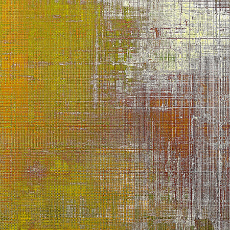 stretched: Grunge antique frame, vintage style background. With different color patterns: yellow (beige); brown; green; gray
