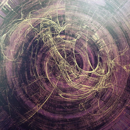 pink and black: Spherical grunge background for design, aged shabby texture with different color patterns: yellow (beige); purple (violet); gray; black; pink