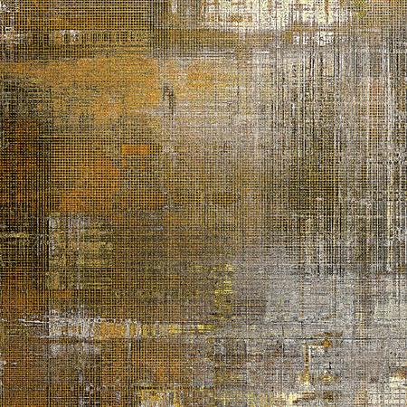 tincture: Abstract vintage background with faded grungy texture. Aged backdrop with different color patterns: yellow (beige); brown; gray; black