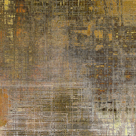 veined: Veined grunge background or scratched texture with vintage feeling and different color patterns: yellow (beige); brown; gray; black