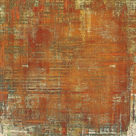 blemish: Distressed texture with ragged grunge overlay. Wrinkled background or backdrop with different color patterns: yellow (beige); brown; gray; red (orange) Stock Photo