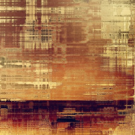 mottled: Vintage mottled frame, textured grunge background with different color patterns: yellow (beige); brown; gray; red (orange); purple (violet); pink