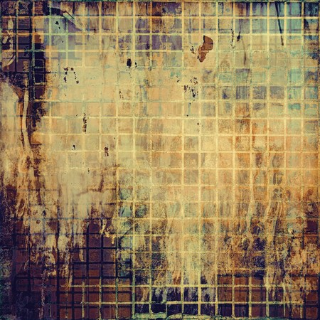 veined: Veined grunge background or scratched texture with vintage feeling and different color patterns: yellow (beige); brown; blue; gray; purple (violet)