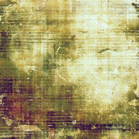 veined: Veined grunge background or scratched texture with vintage feeling and different color patterns: yellow (beige); brown; green; gray; purple (violet)