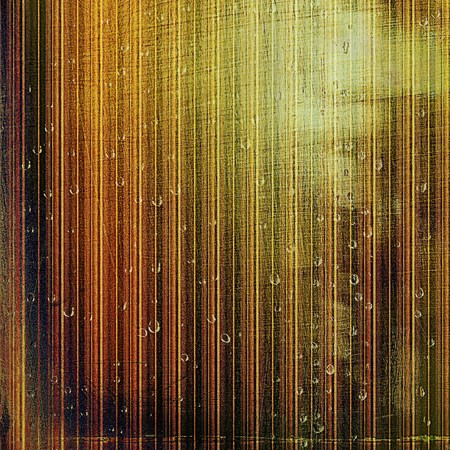 shadowy: Vintage style background with ancient grunge elements. Aged texture with different color patterns: yellow (beige); brown; green; red (orange); gray Stock Photo