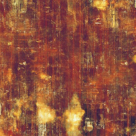 shadowy: Grunge texture or background with retro design elements and different color patterns: yellow (beige); brown; red (orange); purple (violet); pink Stock Photo