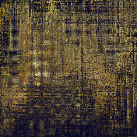 obscure: Shabby texture or background with classy vintage elements. Grunge backdrop with different color patterns: yellow (beige); brown; gray; blue; black
