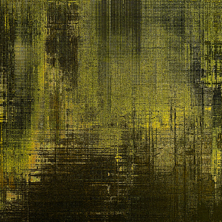 black grunge background: Grunge background with vintage style graphic elements, retro feeling composition and different color patterns: yellow (beige); brown; gray; black Stock Photo